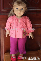 ag doll clothes - 18 inch doll clothes doll accessories ag brand pajama set outfits for quot american girl doll birthday gift present free shpping