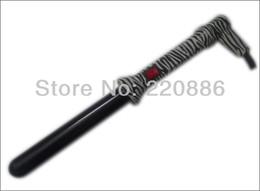 """Gants de curling baguette à vendre-Zebra Fer à friser cheveux Curling Wand GIC-HC219C Twister Barrel 25mm / 1 """"Dual Voltage 110v-240v Glove gratuit + Livraison gratuite"""