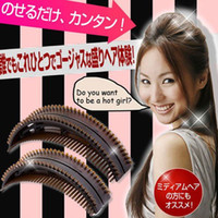 big bump hair - 2 set small one and big one set Hair Bump It Up Bumpits Princess Party Prom Styling Inserts Tool JHB