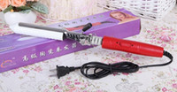 adjustable iron sights - freeshipping Adjustable temperature Dry wet amphibious Hair curler curling iron curl sights