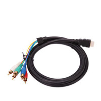 rca cable - HDMI Male to RCA RGB Audio Video AV Component Cable Ship From USA C01872