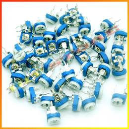 Wholesale Freeshipping RM Series K Ohm Variable Resistor Trim Pot