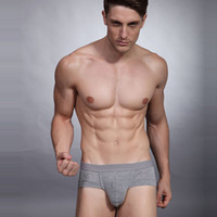 Cheap 4pcs lot Mens Briefs Underwear Cotton Transparent Sexy Penis Sheath Brand Gay Calzoncillos Bulge Enhancing New 2015 Pouch Ropa