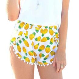 Summer Women's Ladies Floral Casual Beach Shorts High Waist Tassel Short Hot Pants Best