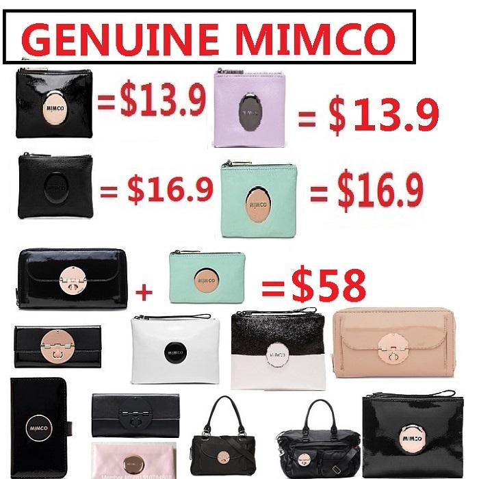 Mimco discount coupons