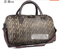 Wholesale 2015 new arrival designer fashion hot sale valueable men travel bags carry on luggage weekend bag duffel sports bag holdall bag