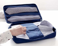 Wholesale New man woman travel shirt and tie storage bag