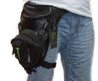 Wholesale Hot Sales Motocross Drop Leg bag Knight waist bag Motorcycle bag outdoor multifunction bag Logos