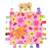 baby comfort blankets - Taggies Peek A Boo Flower Me Fun Baby Blanket for Kids Comfort Towel for KIds Envelope for Newborns
