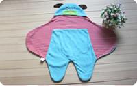 baby apparels - child blanket Baby Child folding blankets Kids Animal modeling Blanket Kids apparels Free ship