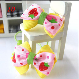 Baby Girls' Hairclips Hairband Hair Accessories Korean style ribbon hairlace clip bobby pin barrette