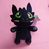 Wholesale Factory outlets Stuffed Toy Super Toy TOY How To Train Your Dragon Toothless Plush toy doll Figure