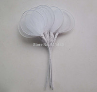 Wholesale cm DIY Craft Racchetti Mesh Branch Almond Holder Wedding Boutonniere Accessories