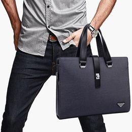 2015 men's fashion briefcases business men's handbag
