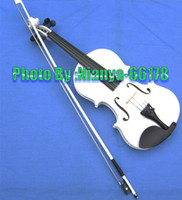 Wholesale Special Korea Advanced white violin MUSE