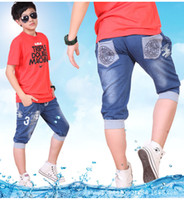 anty p - P anty xia han edition seven boys jeans trousers in children children jeans