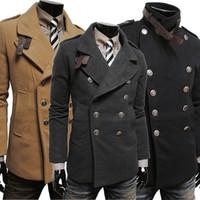 Cheap Designer Pea Coats | Free Shipping Designer Pea Coats under