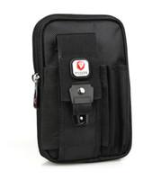 fanny packs - Canvas Zipper Waist Bag for Men Travel Bags Passport Fanny Pack Money Belt Bag Waist Pack Phone Pouch Hip Bum Bag Waterproof