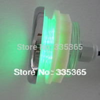 ac baths - 4pcs waterproof LED chromotherapy light RGB underwater led bath light pc light controller pc transformer
