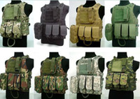 acu camo shorts - New Military Tactical Paintball ACU Camo MOLLE Carrier Airsoft Combat Vest
