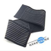 arm bandages - Hot sale nylon wrist support basketball table tennis badminton pad arm guard armguard Movement elastic bandage wrist support