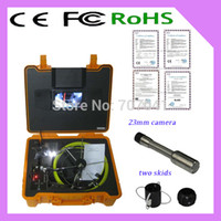 abs sewer pipe - sewer camera TEC Z710 pipe inspection camera with m cable ABS case