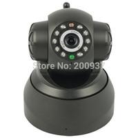 Livraison gratuite,P2P, Plug-and-Play sans Fil Wifi Caméra IP CCTV Caméra de Sécurité à Domicile Iphone Gratuit Application Android Logiciel AP001