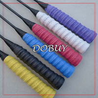 Wholesale Kimony anti slip Badminton Racket Grip Tennis Racquet Overgrip