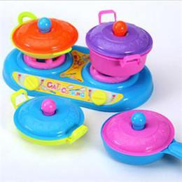 nuevo precioso plstico de cocina set juguetes nios de novetly los juegos de simulacin