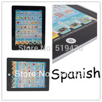 baby product studies - 2015 Hot sale learning machine Educational Product Children tablets For kids Studying Spanish