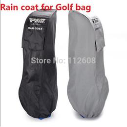 Wholesale Raincoat for Golf bag dust proof cover rainproof coat golf bag cover