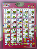 alphabet wall hanging - russian language Learning amp Education baby toy best gift for kids Phonic Wall Hanging Chart with packing box
