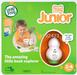 Wholesale Learning Education LeapFrog Tag Junior Book Explorer Reader for Kids to Years Electronic Educational Learning Toys
