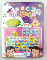 abc alphabet book - Y Pad Series Y Book ABC English Educational Toys English Learning Book Toys With colour pages