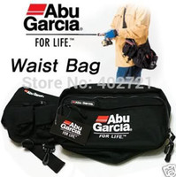 Wholesale Pc ABU GARCIA Waist Tackle Bag pockets Fishing Tackle Bags