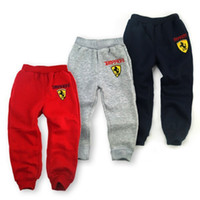 Wholesale 2015 New Hot Children Pants Spring Autumn Fit Yrs Boys Girls Sport Pants Kids Casual Pants Baby Clothing Retail