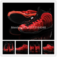 air f - Doernbecher DB Red New Penny Hardaway Brand man Basketball Shoes Air F One with box size