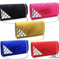 Wholesale 2015 New Fashion Lovely Sweet Women Evening Bags Evening Party Purse Powder Ball Women Clutch Box