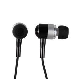 Wholesale hot sales news for iphone samsun headphone In ear metal headset Mic Answer control earphone mm