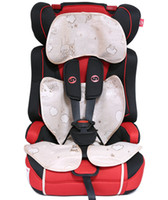 baby car seats - Natural Flax Breathable Charcoal Seat Cushion Summer Sleeping Mat For Stroller And Auto Car Baby Seat