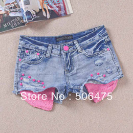 Discount Cheap Blue Jeans Shorts | 2017 Cheap Woman Blue Jeans ...