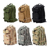 artwork sports - 2016 Hot Sale Men Women Unisex Outdoor Military Tactical Backpack Camping Hiking Bag Trekking Sport Rucksacks BT035