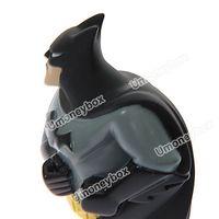 batman bank - Lovely Cool Batman Shape Plastic Coin Money Bank Great Gift for Kids Saving Piggy Bank Money Box Desktop Display