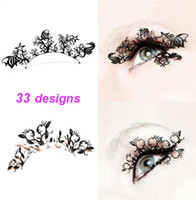 Wholesale 2015 hot paper cutting art Eye lashes designs false eyelash party accessory for pairs