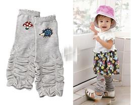 80Pcs Brand Baby Leggings Legs Warmers COMBI baby leg warmers baby pants leg warmer J