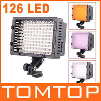 Wholesale CN LED Video Light for Camera DV Camcorder Lighting K for Canon Nikon Sony D609