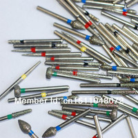 bur - 90pcs dental diamond bur FG diamond bur models for your choice