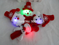 Wholesale 12pcs Christmas bracelet amp wristband christmas toys children s gifts Christmas amp New Year gifts christmas decorations