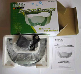 Wholesale 1 Set Eye Care Health Electric Alleviate Fatigue Massager In Original Box