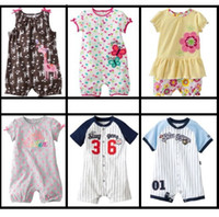 jumping beans baby clothing - 1PCS Jumping Beans Baby Shortalls babies Romper One pieces Clothes Toddler Overalls Body suits W112